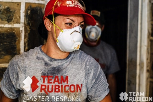 Lincoln Center Case Manager Volunteers with Team Rubicon to Help Wherever Disaster Strikes